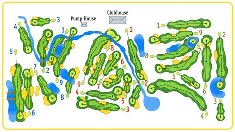 Course Info Best Golf Course Golf League Golf Outing North ...